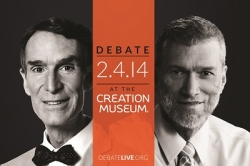 Bill Nye versus Ken Ham - you don't have to choose