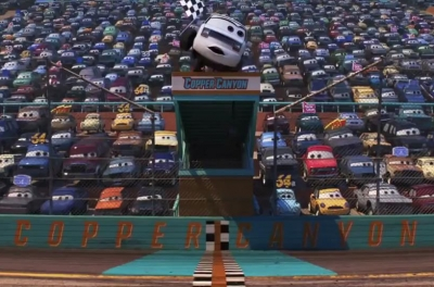 Cars 3's Cloud of Witnesses