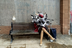 Is Dismaland as distorted as Disneyland?