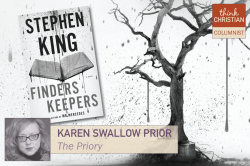 Stephen King's Finders Keepers and the place of great literature