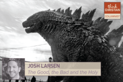 What's Godzilla doing in the Book of Job?