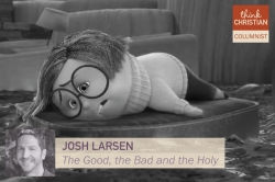 Inside Out and a theology of Sadness