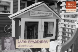 Little libraries and loving your neighbor