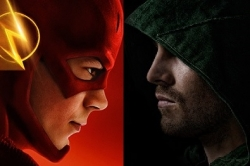 Arrow and The Flash: superheroes from the garden of good and evil