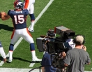 Tim Tebow, Jesus jerseys and faith in the media spotlight
