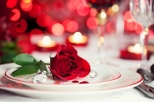 Valentine's Day dinner deals and true romance