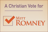 A Christian vote for Romney