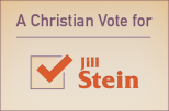 A Christian vote for Jill Stein