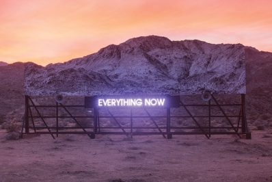 ABBA meets Amos on Arcade Fire's Everything Now