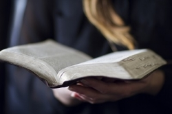 My daughter's Muslim-Christian Bible study