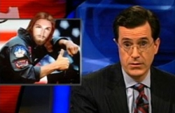 Why I'll miss the religious mockery of The Colbert Report