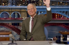 A curmudgeonly farewell to David Letterman