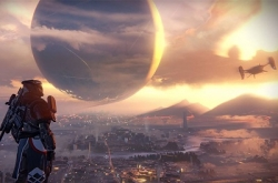 Destiny: a video game blind to its own beauty