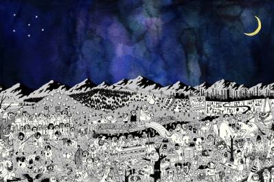 Father John Misty's Pure Comedy and Other Dark Nights of the Soul