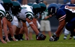 Concussions and Christian football