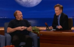 Louis C.K.'s 'forever empty'