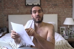 Russell Brand on the problem of porn