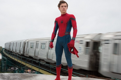 Spider-Man: Homecoming and the Amazing Technicolor Spidey Suit