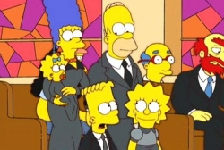 Why The Simpsons went to church (and what they found there)