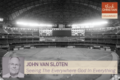 Seeing God in Toronto Blue Jays baseball
