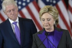 Hillary Clinton and the Color of Advent