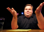 Mike Daisey, This American Life and the truest story ever told