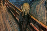Listening to Edvard Munch's Scream