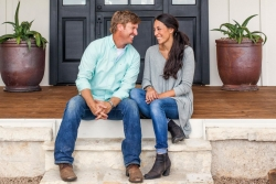 Redemption and Restoration on HGTV's Fixer Upper