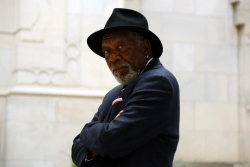 Talking Science and Faith with Morgan Freeman