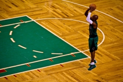 Ray Allen's Jump Shot and the Sovereignty of God