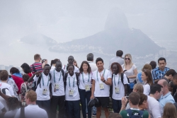 Seeing Ourselves in the Refugee Olympic Team
