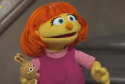 Julia: Sesame Street's New Image-Bearer